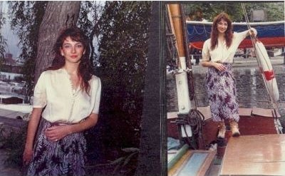 Kate Bush | the Fashion Spot